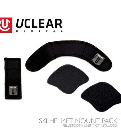 Ski Helmet Mount Pack
